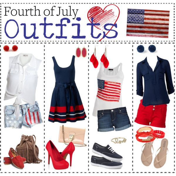 4th Of July Outfit Ideas & Offers