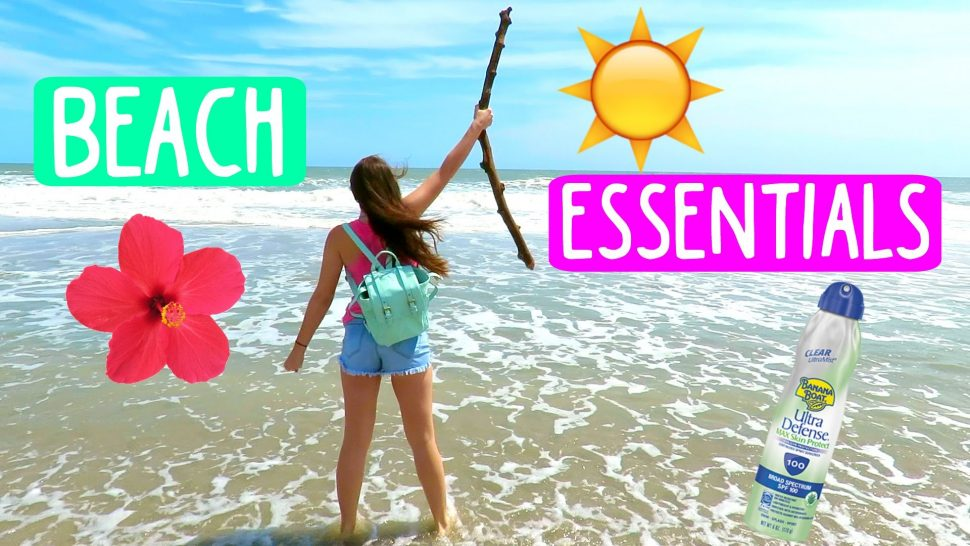What Essentials for a Short Beach Trip You Need to Pack 5
