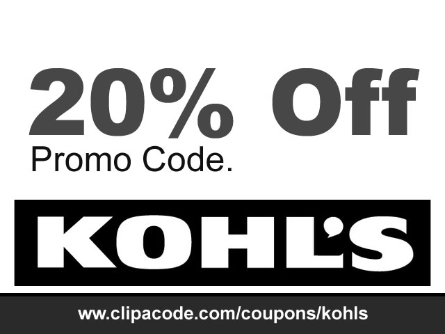 Kohls Flash Sale 2020: 20% Off Sitewide Kohls Coupon Code