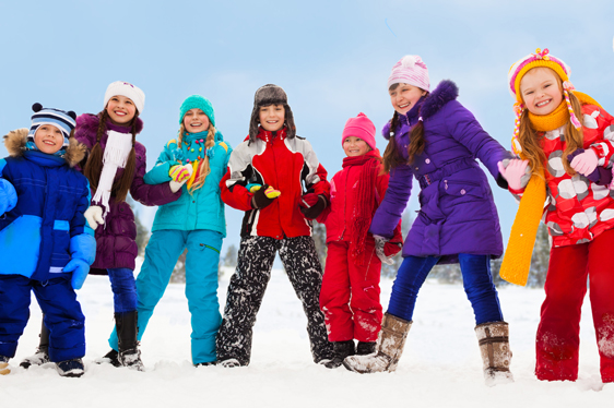 All the Necessary Winter Clothes for Kids You Need 1