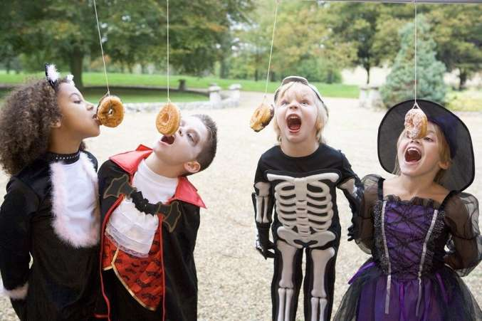 Get Spooky: Fun Halloween Party Games For Kids 2
