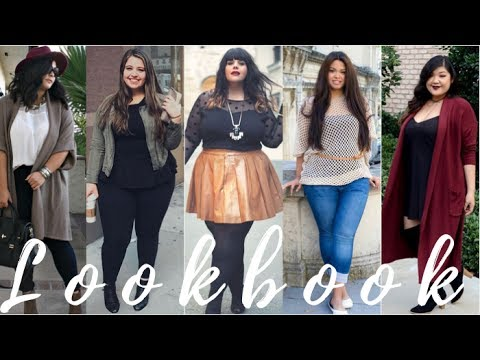The Very Best Plus Size Outfit Ideas for Women This Fall 2020 1