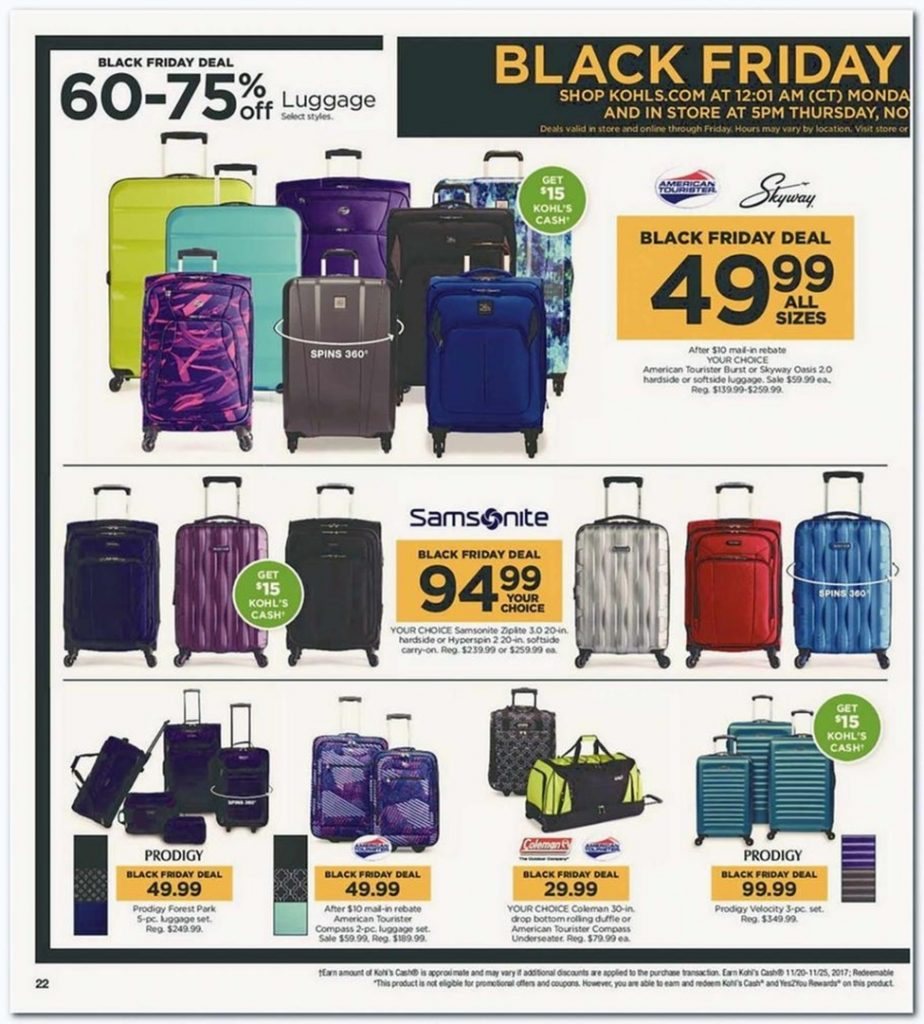 kohls black friday ad 2020