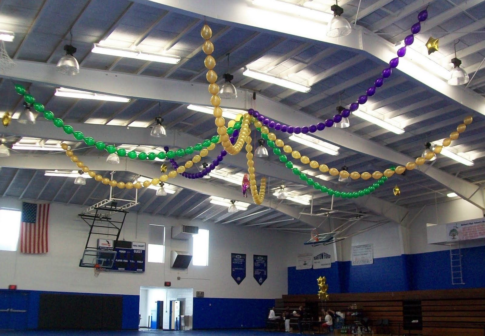 High School Alerts: Homecoming Party Decoration Ideas 1