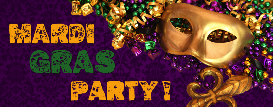 Here's How You Throw a Mardi Gras Party for the Love of Food 1