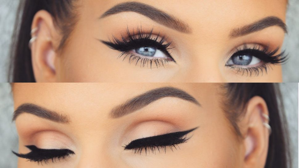 Step by Step Guide to Creating the Perfect Cat Eyeliner 3