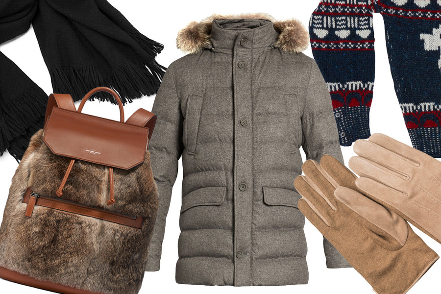 Our Favorite Picks for Winter Essentials for Men This Year