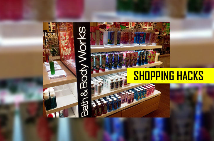 Bath And Body Works Shopping Hacks And Tips