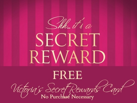 Victoria's Secret Rewards