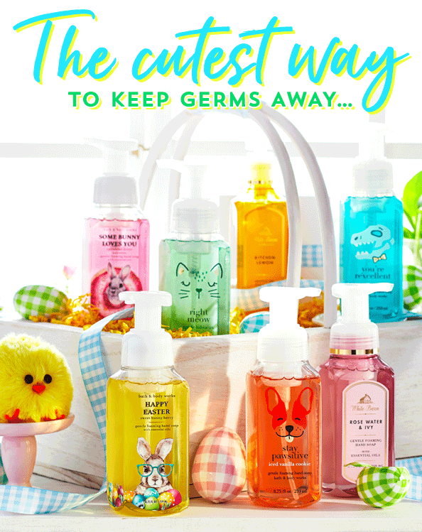 Bath And Body Works Fragrances