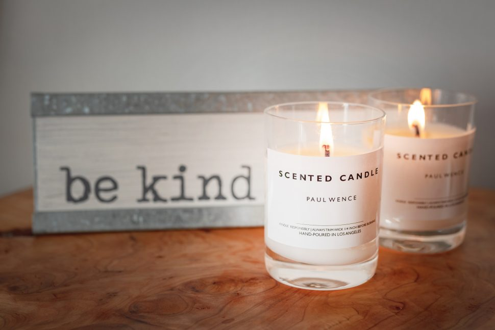 Soy Wax Candles Vs Paraffin Candles