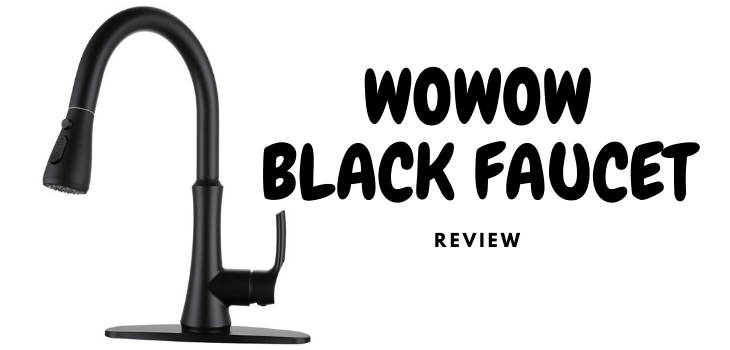 Best Black Kitchen Faucet In 2020